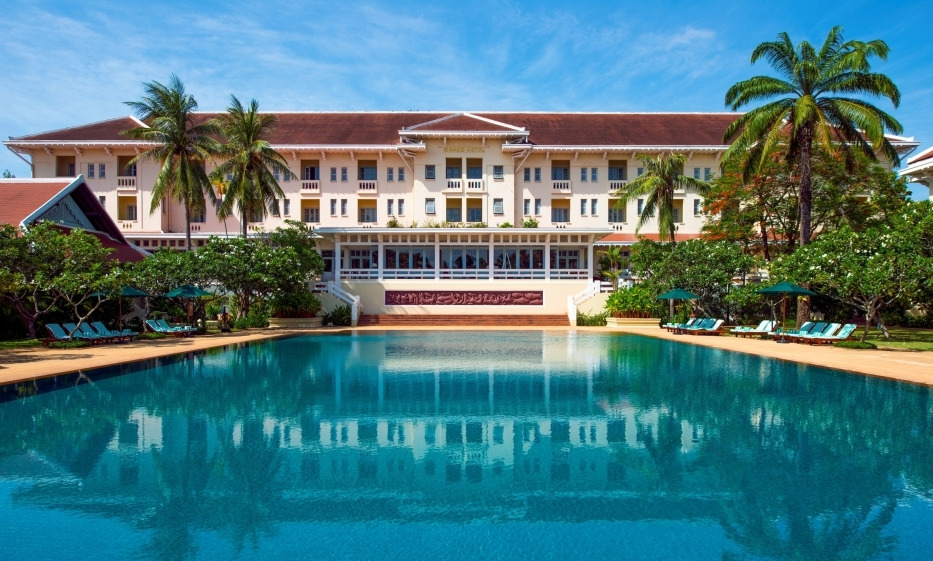 Raffles Grand Hotel D Angkor Siem Reap Cambodia