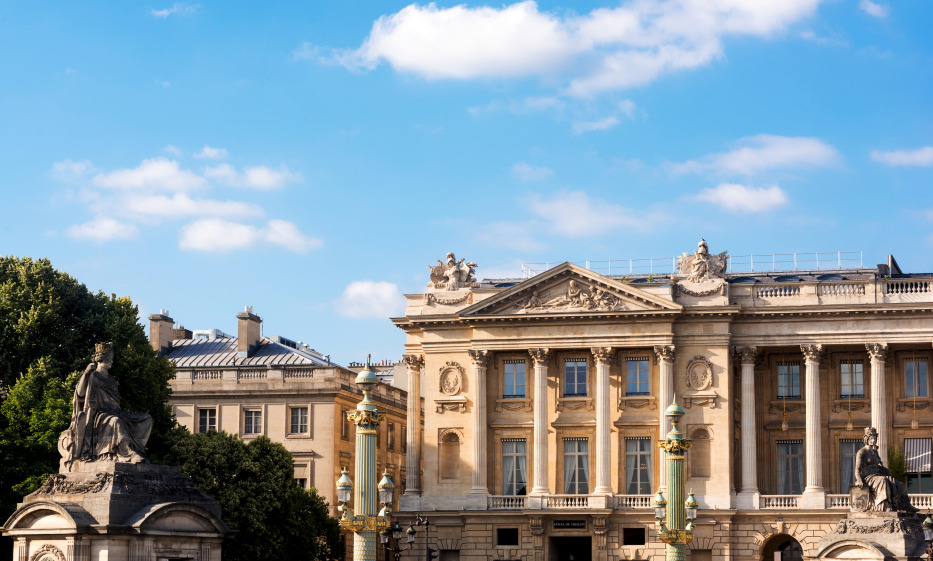 Hôtel de Crillon, A Rosewood Hotel - Paris, France