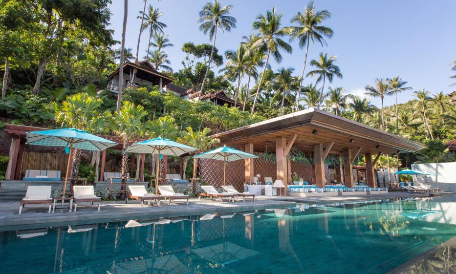 Four Seasons Resort Koh Samui - Koh Samui, Thailand