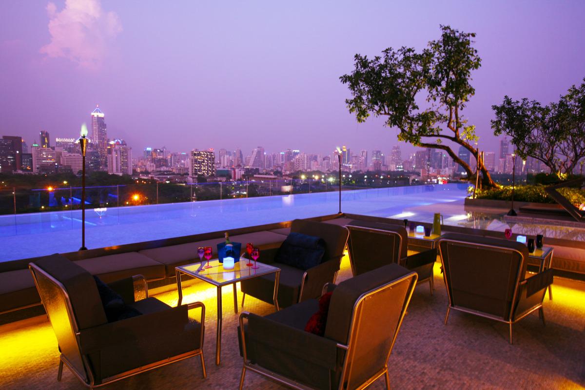 Hotel SO Sofitel, Bangkok, Tailandia